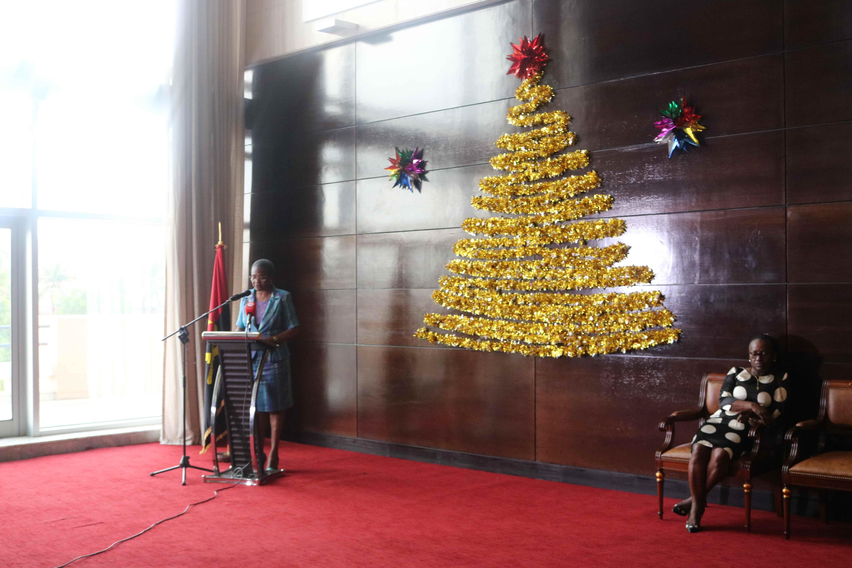 Cumprimentos De Fim De Ano Mensagem Da Venerenda Juíza Conselheira Presidente Do Tribunal De Contas