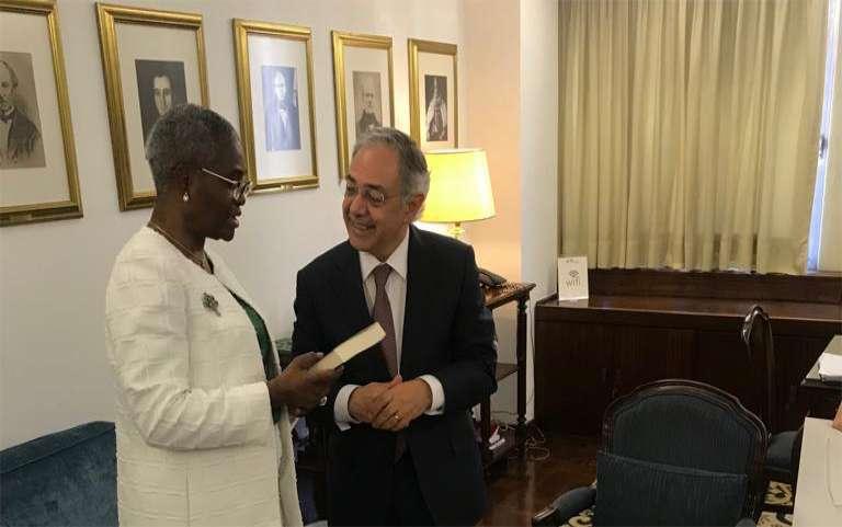 Tribunais de Contas de Angola e de Portugal reforçaram cooperação bilateral