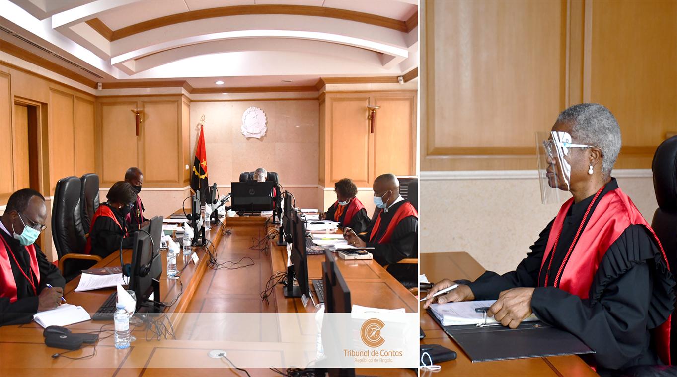 "Juíza Presidente ""mexe"" na estrutura administrativa do TC"